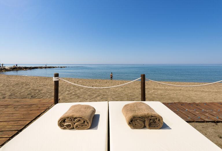 Pláž Hotel Amare Beach Marbella ****