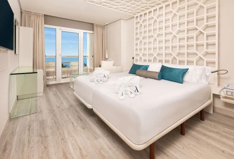 Dvojlôžková izba Frontal Sea View
