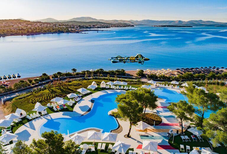 Vodný svet Hotel Amadria Park Andrija ****