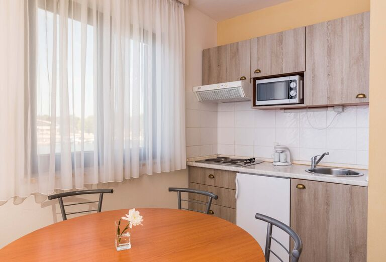 Ubytovanie Apartmány Sol Amfora Plava Laguna ****