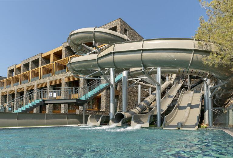 Vodný svet Hotel Lujo Bodrum *****+