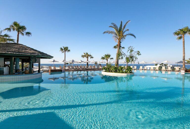 Vodný svet Hotel Atlantica Sungarden Beach ****+