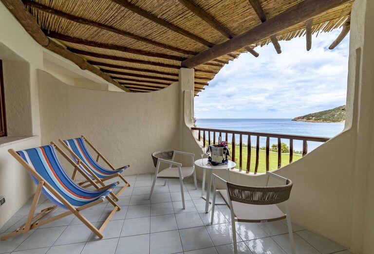 Ubytovanie Club Hotel Baja Sardinia ****+