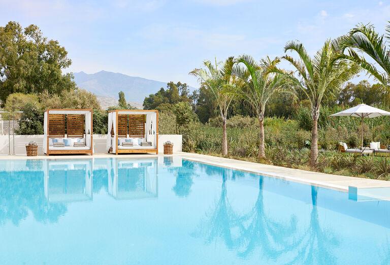 Vodný svet Hotel Ikos Andalusia *****