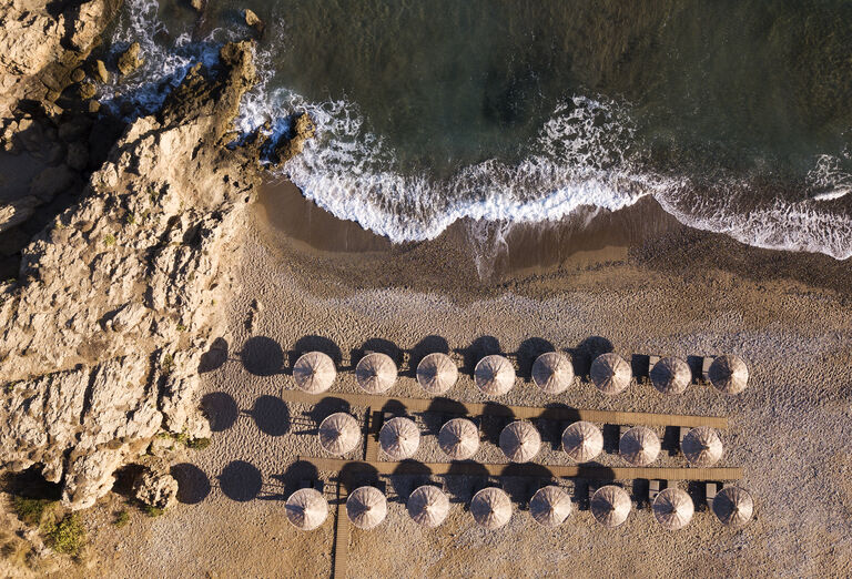 Pláž Hotel Domes Zeen Chania *****
