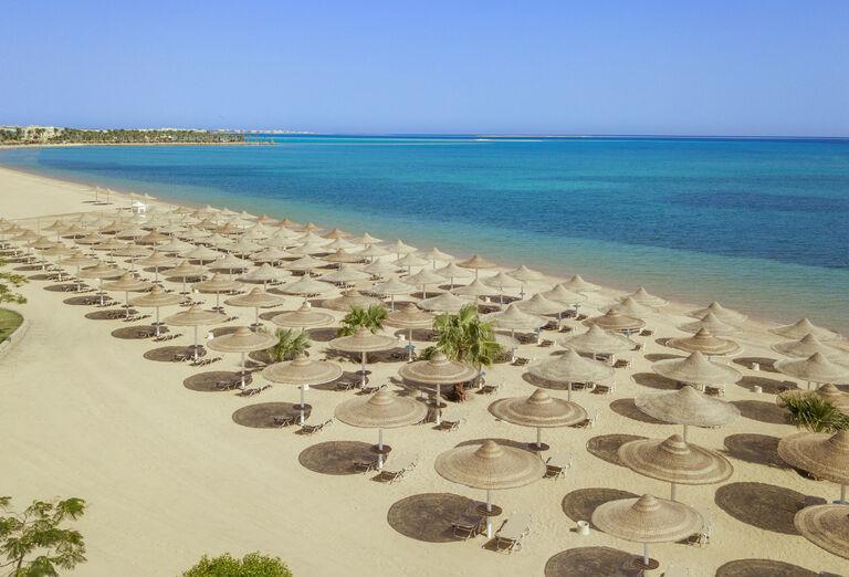 Pláž Hotel Solymar Soma Beach ****+