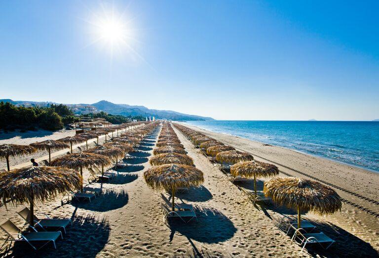 Pláž Hotel Blue Lagoon Village *****