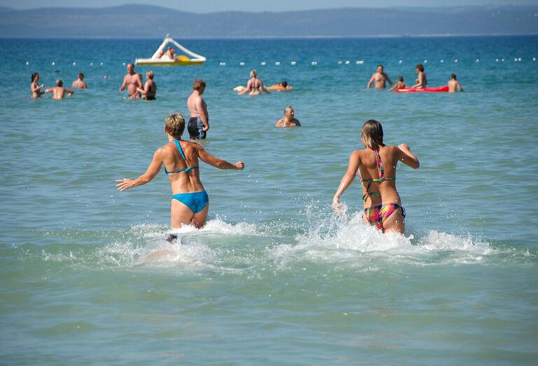Pláž Apartmány Zaton Holiday Resort ***