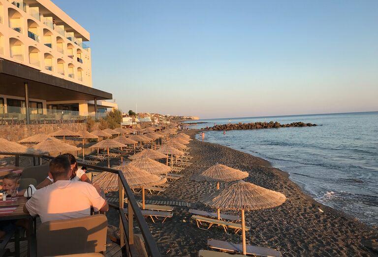 Pláž Hotel Petra Mare ****