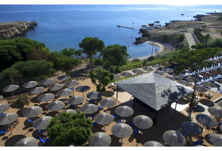 Pláž Hotel Malama Holiday Village ****