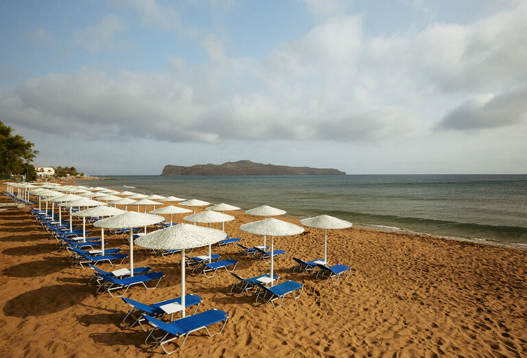 Pláž Hotel Giannoulis Santa Marina Beach Resort ****+