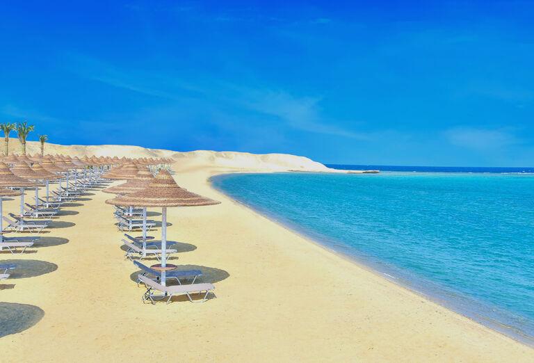 Pláž Hotel Iberotel Costa Mares *****