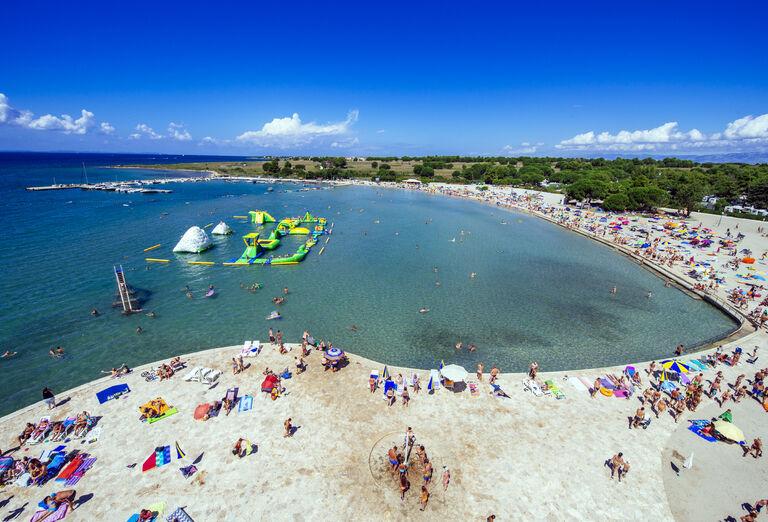 Pláž Apartmány Zaton Holiday Resort ****
