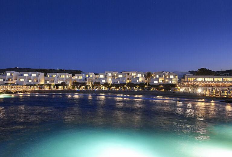 Ostatné Hotel Knossos Beach Bungalow & Suites *****