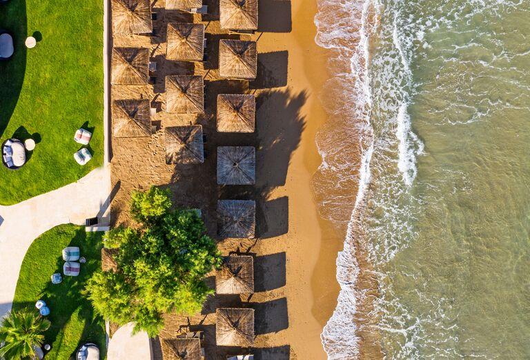 Pláž Hotel Domes Noruz Chania, Autograph Collection *****