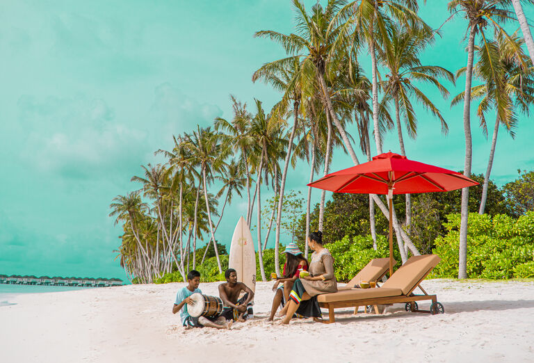 Pláž Hotelový Rezort Siyam World *****
