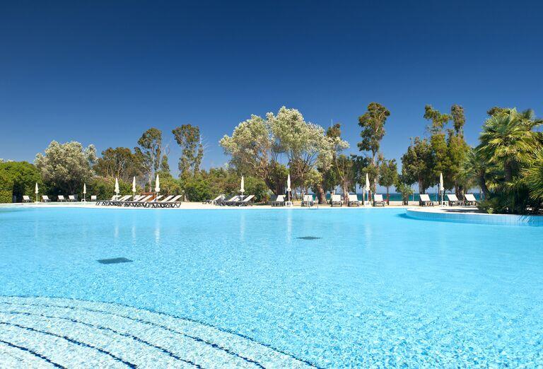 Vodný svet Hotel VOI Floriana Resort ****