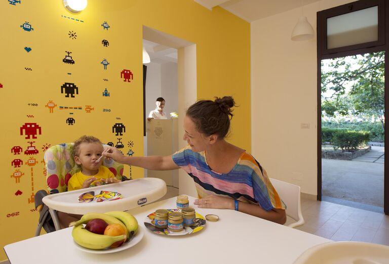 Pre deti Hotel VOI Floriana Resort ****