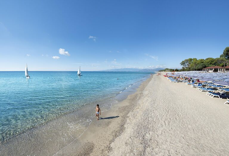 Pláž Hotel VOI Floriana Resort ****