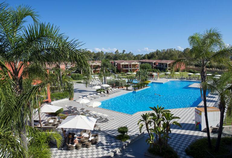 Vodný svet Hotel VOI Baia di Tindari ****