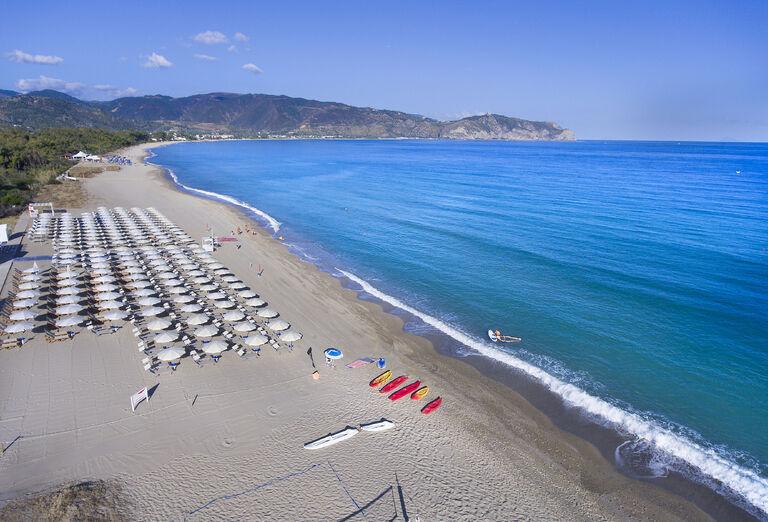 Pláž Hotel VOI Baia di Tindari ****