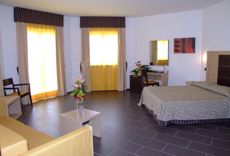 Ubytovanie Hotel VOI Baia di Tindari ****