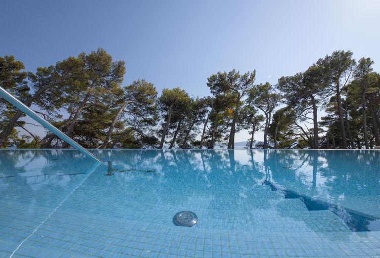 Vodný svet Bluesun hotel Berulia *****
