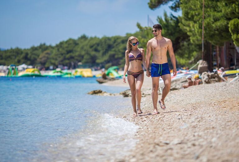 Pláž Bretanide Sport & wellness resort *****