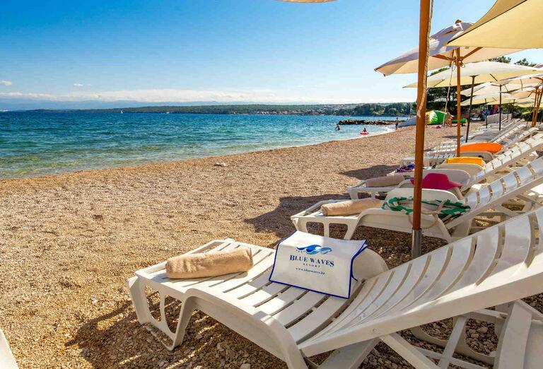 Pláž Hotel Blue Waves Resort ****