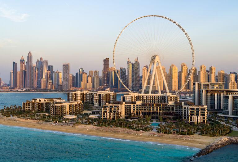 Hotel Caesars Palace Bluewaters Dubai *****