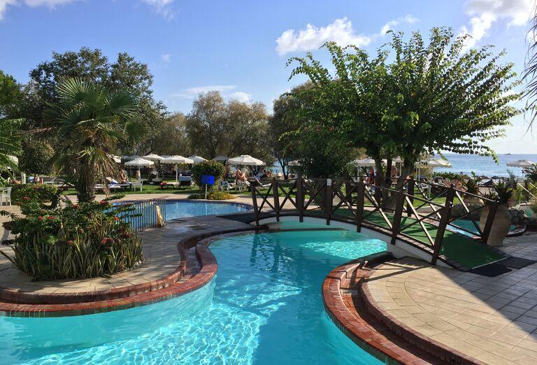 Vodný svet Hotel Calypso Beach ****