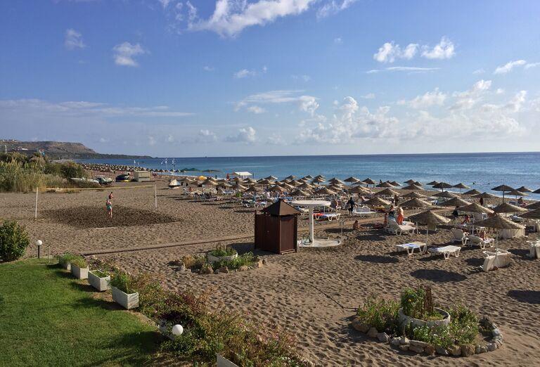 Pláž Hotel Calypso Beach ****