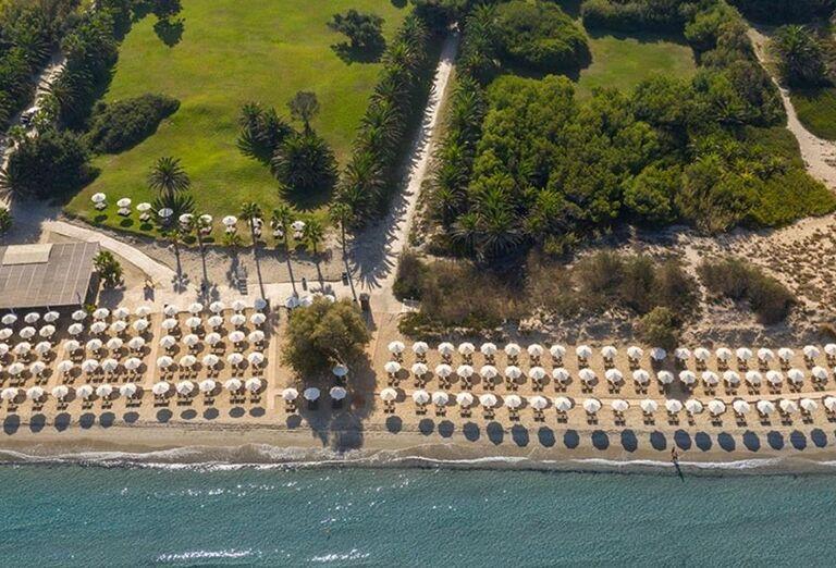 Pláž Hotel Caravia Beach ****+