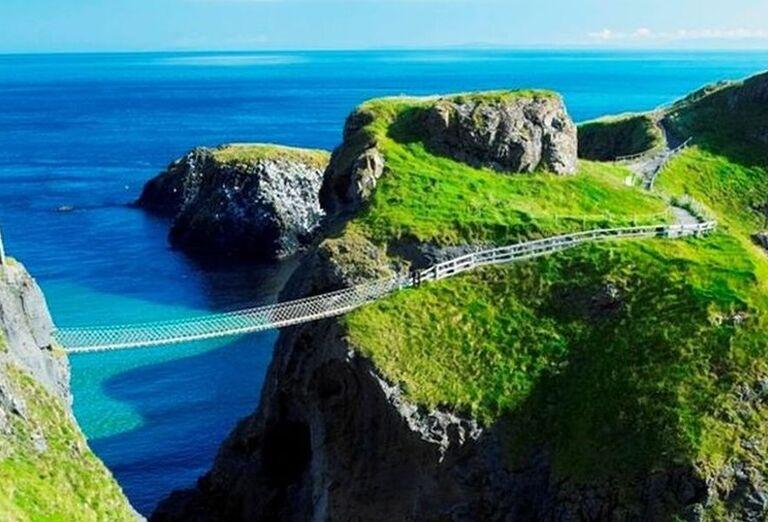 Atrakcie Írsko - zelený ostrov