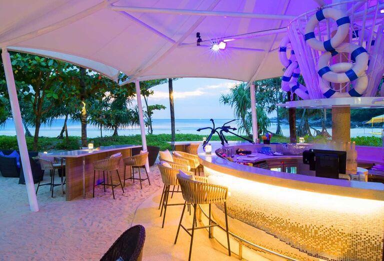 Ostatné Centara Grand Beach Resort Phuket *****