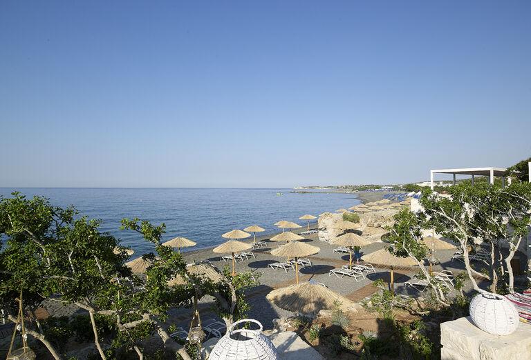 Pláž Hotel Kakkos Beach *****