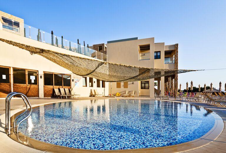 Vodný svet Hotel Blue Lagoon Village *****