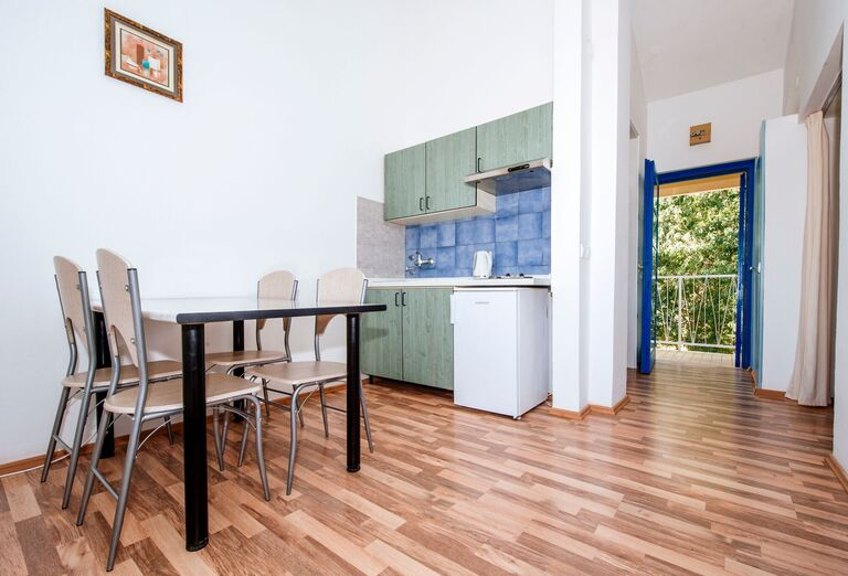 Ubytovanie Apartmány Croatia ***