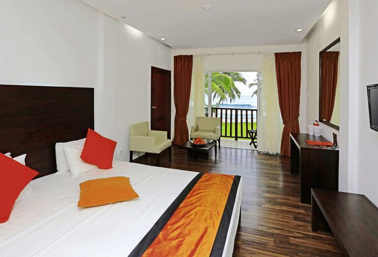 Ostatné Hotel Citrus Hikkaduwa ****