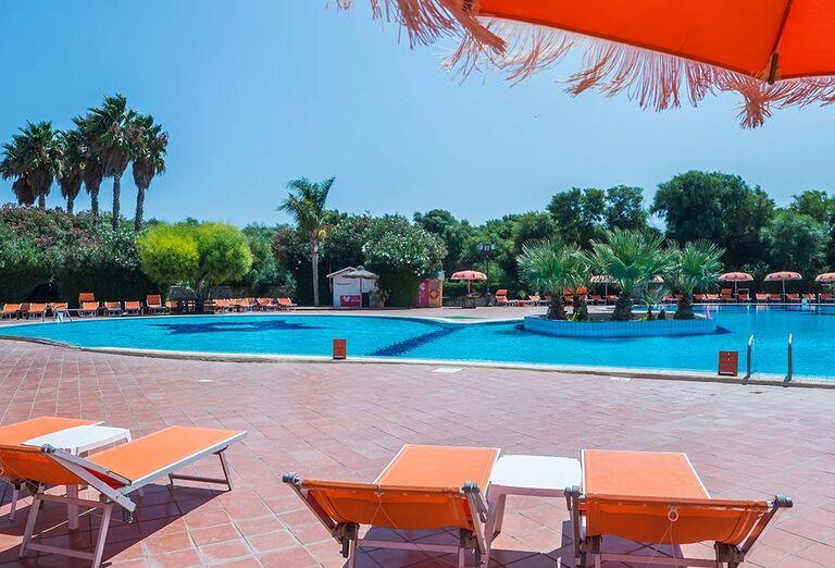 Vodný svet Hotel Conte di Cabrera ****+