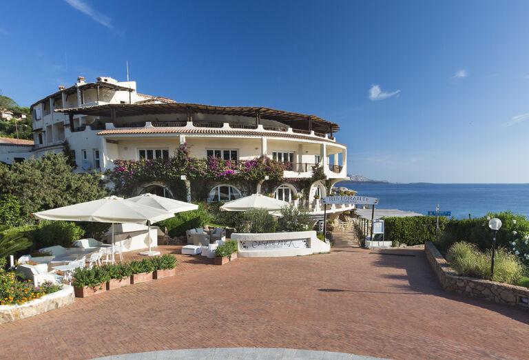Club Hotel Baja Sardinia ****+
