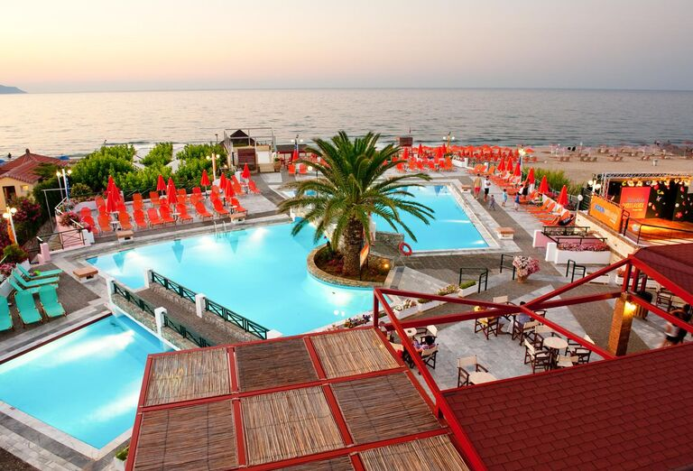 Vodný svet Hotel Eden Village Kournas ****