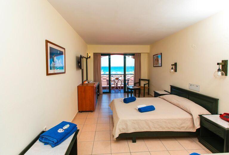 Ubytovanie Hotel Eden Village Kournas ****