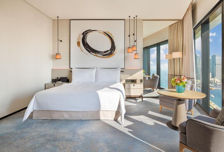 Ubytovanie Hotel Address Beach Resort *****