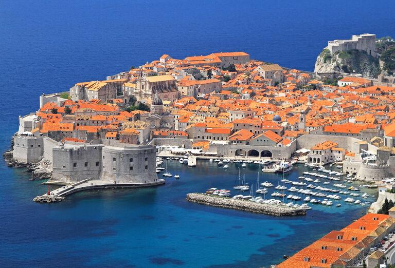 Atrakcie Dubrovnik - múzeum pod holým nebom