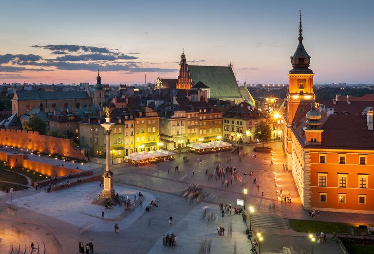 Veľký okruh Poľskom, poznávací zájazd