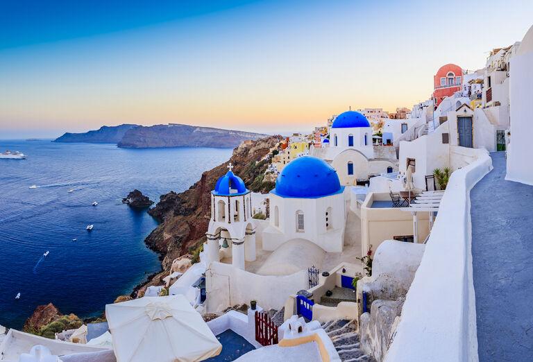 Atrakcie Santorini - klenot Egejského mora