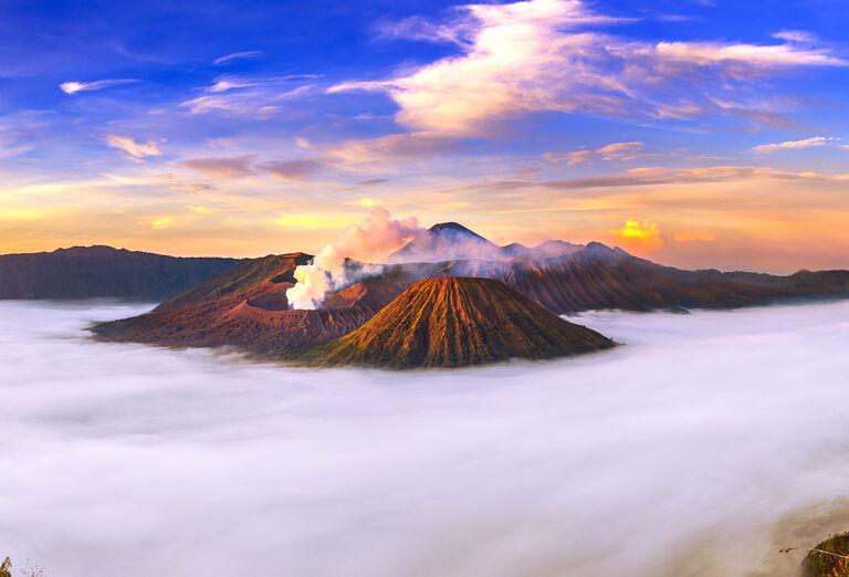 Atrakcie Indonézia - Tajomná Jáva a oddych na Bali