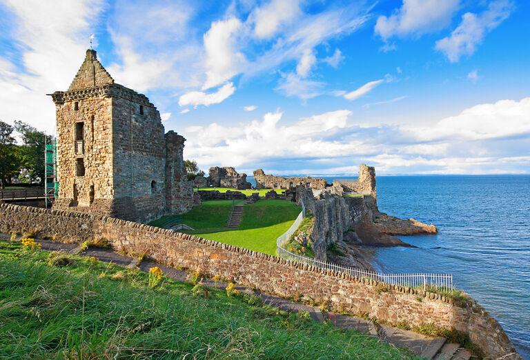 Ostatné Orkneje a Hebridy - divoké Škótske ostrovy