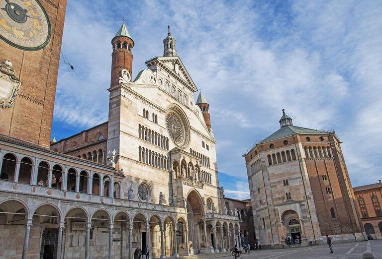 Ostatné Miláno s výletom do Cremony a Mantovy